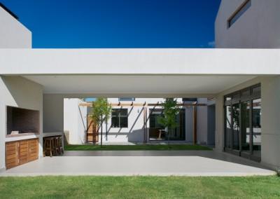 House Bastard - Van Riebeeckshof, Bellville - Van Biljon Bernardo Architects - Kwali Mark Construction