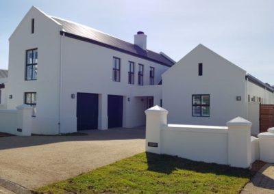 House Potton, Croydon Olive Estate, Somerset West, Kwali Mark Construction