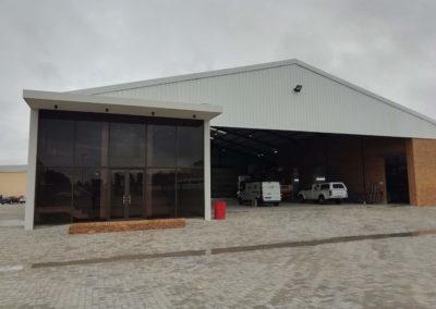 Kwali Mark Construction CC, Western Cape, Warehouse, New Building