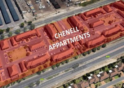 Apartments, Chanell, Brackenfell - Kwali Mark Construction