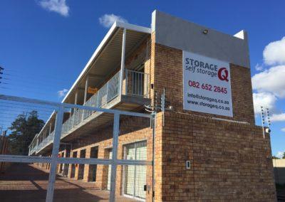 Storage Q, Brackenfell, Kwali Mark Construction