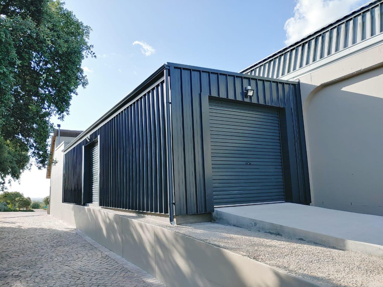 Glen Carlou Vineyards, Western Cape, Construction, Addition
