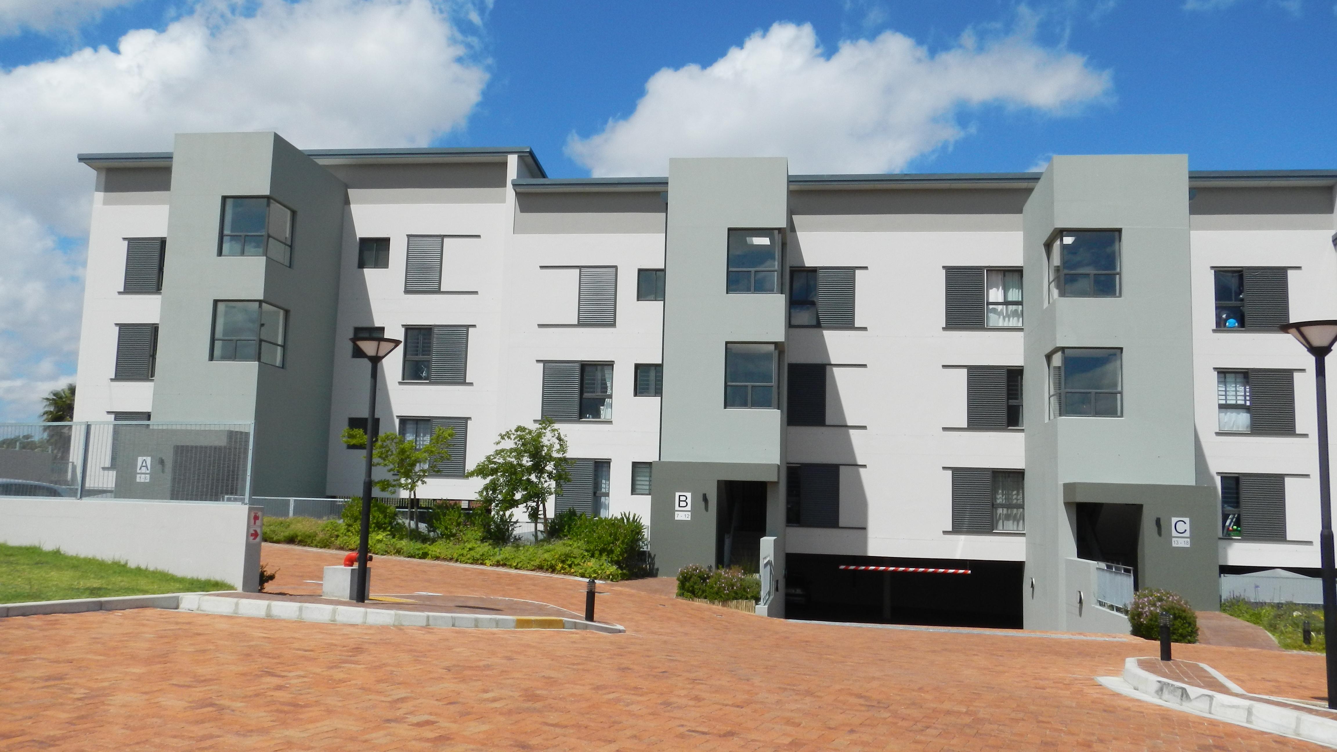 Zonzicht Apartments Bellville Marius van der Westhuizen