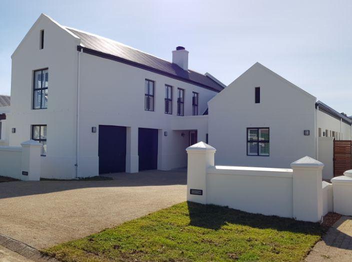 House De Nysschen, Croydon Olive Estate, Somerset West, Kwali Mark Construction