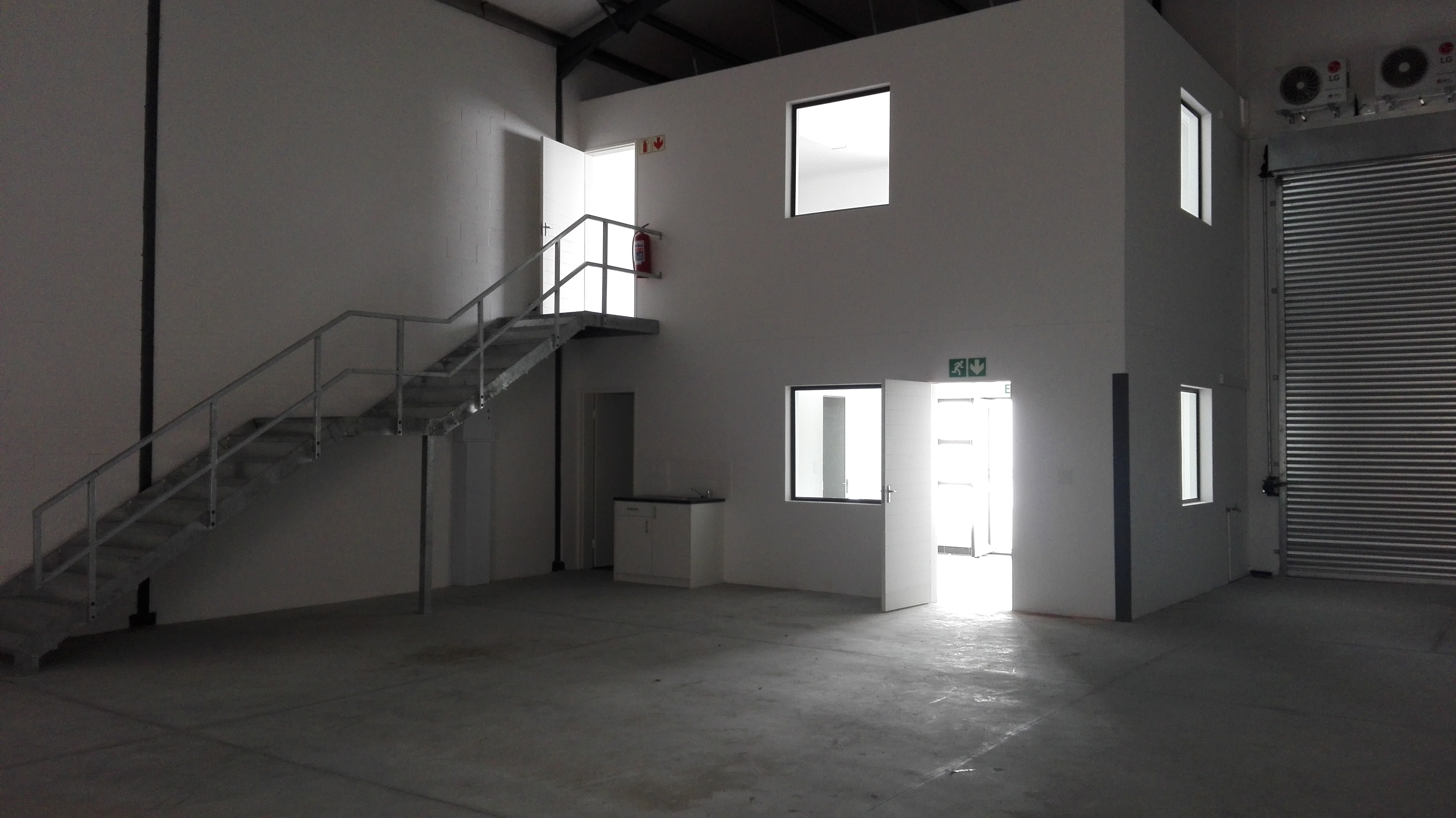 Warehouse, Brackenfell, Kwali Mark Construction CC