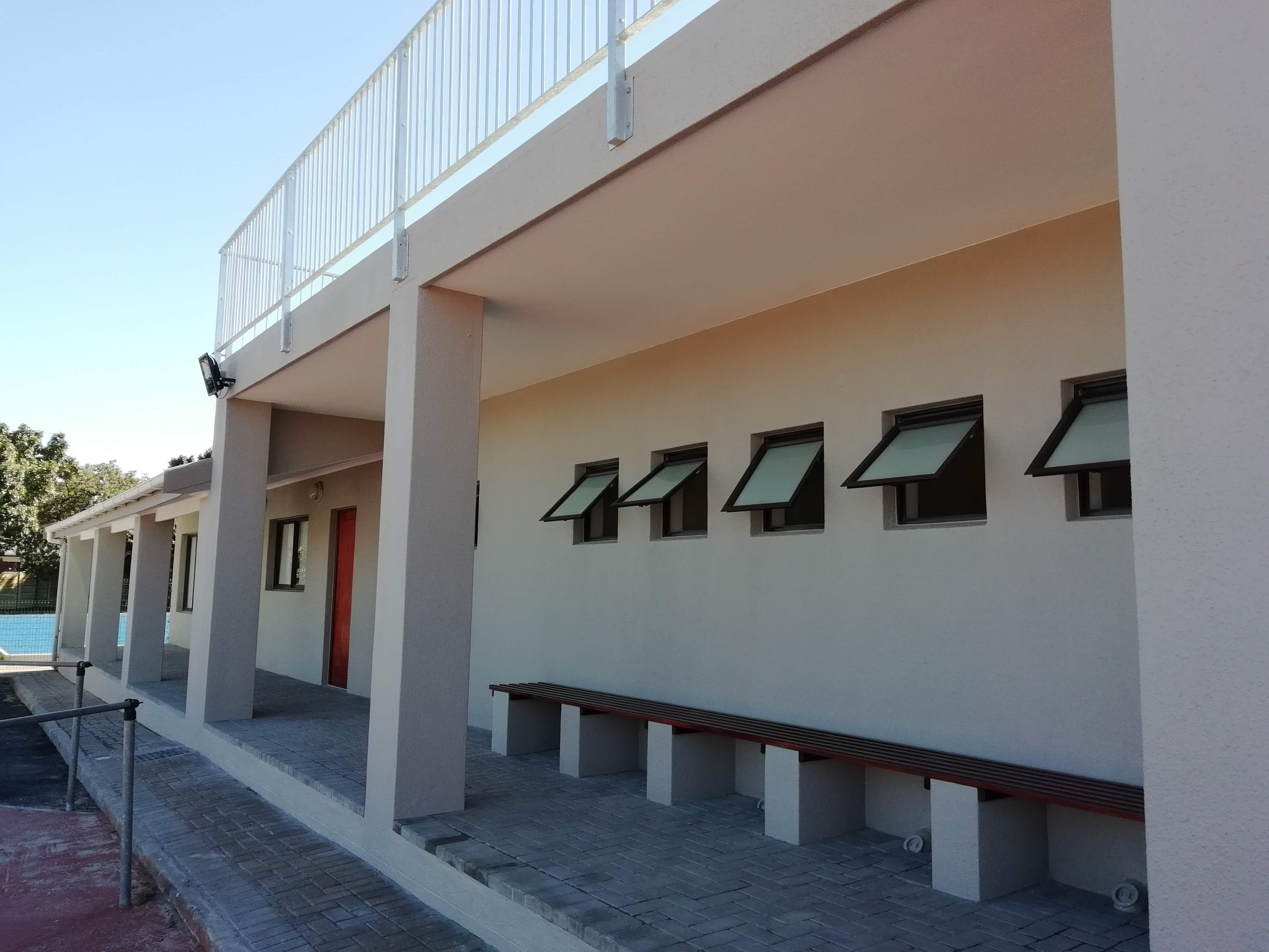 Brackenfell Primary, Additions, Kwali Mark Construction