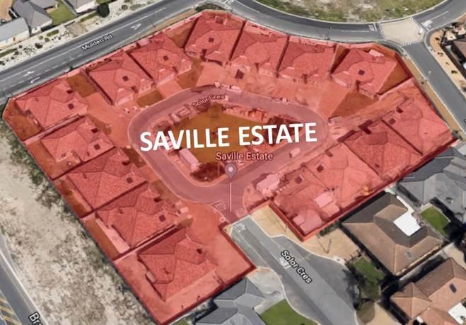 Saville Estate, Brackenfell - Kwa