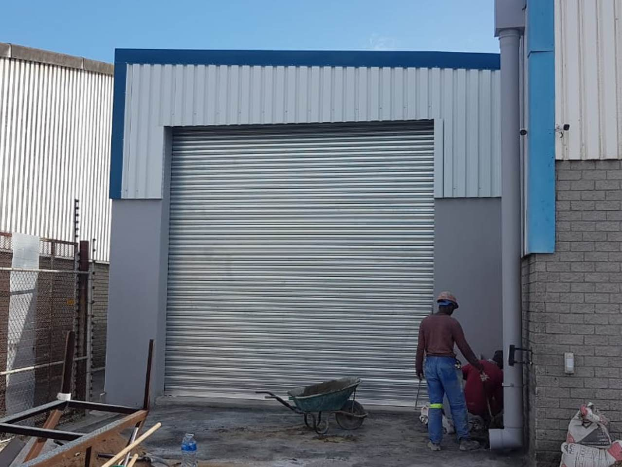 Kwali Mark Construction, Ottery, Cape Town, Addition