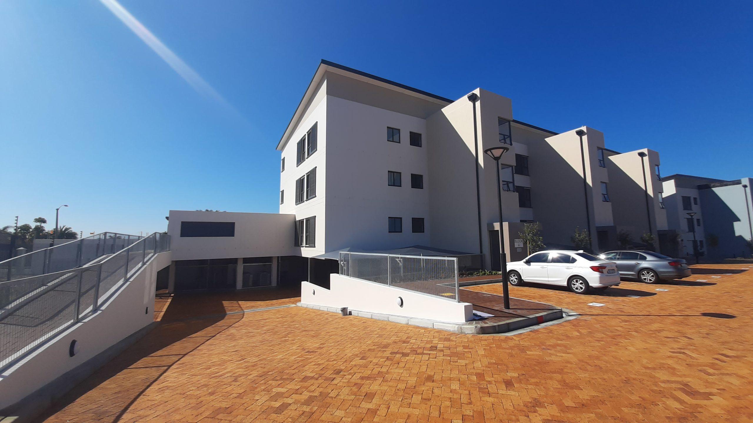 Kwali Mark Construction, Ridgeworth, Bellville, Apartments, Sunridge Heights