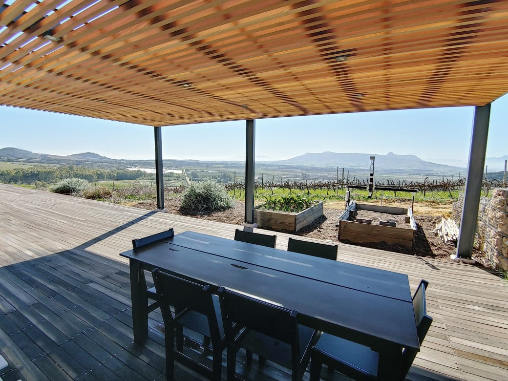 Noble Hill Vineyards, Klapmuts, Kwali Mark Construction