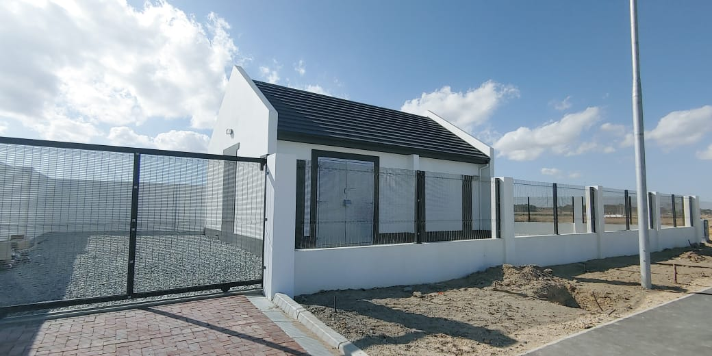Kwali Mark Construction, Graanendal, Durbanville, Commercial Buildings, Electrical Substation
