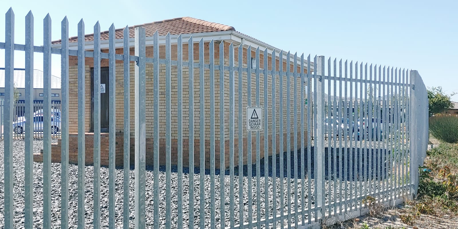 Kwali Mark Construction, Western Cape, Commercial Buildings, Electrical Substation
