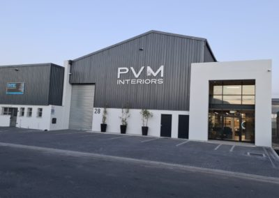 Kwali Mark Construction, PVM Interiors, Brackenfell, Industrial, Warehouse, Offices, Showroom