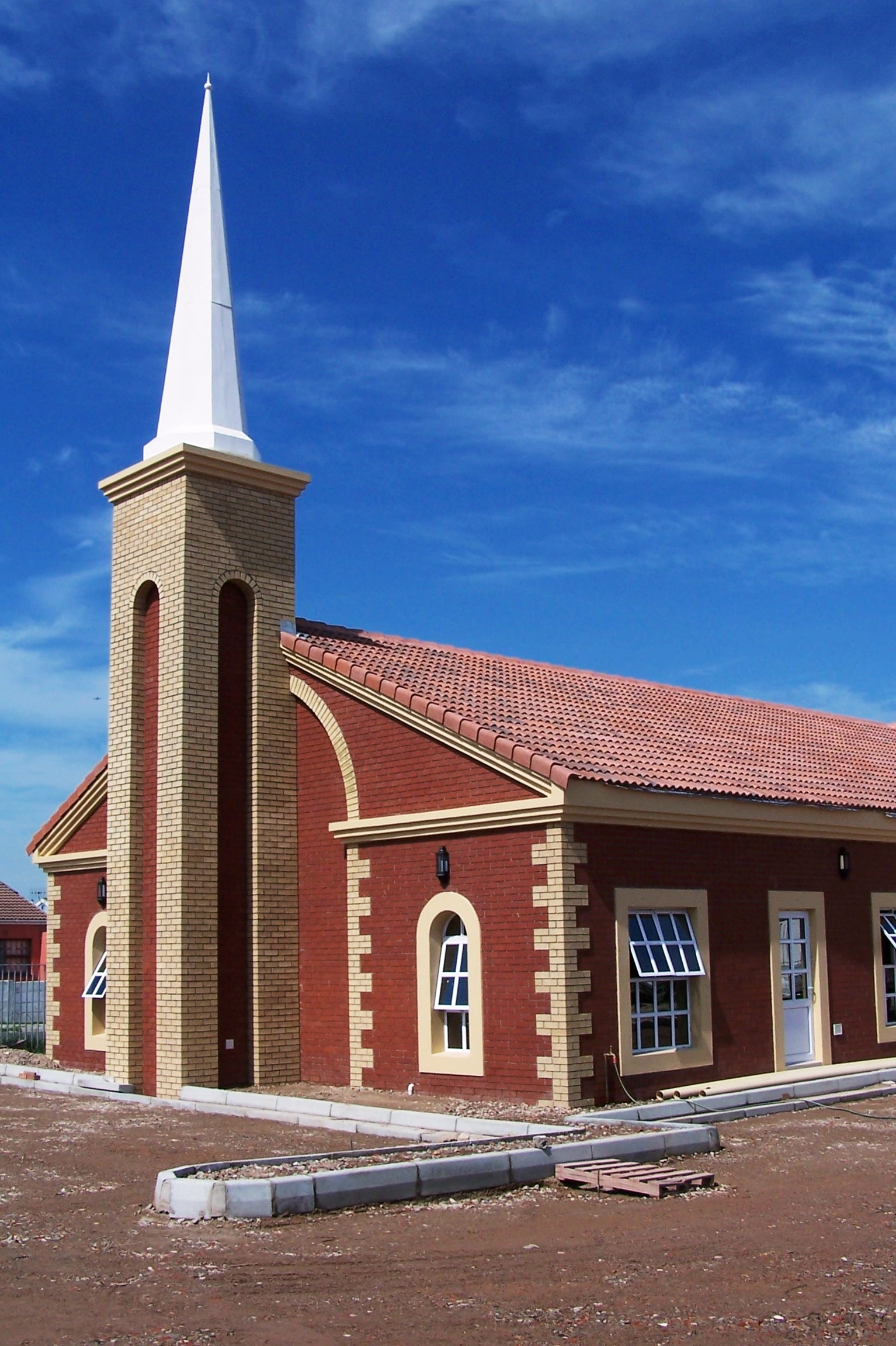 Church, Kwali Mark Construction, Cape Town, Western Cape